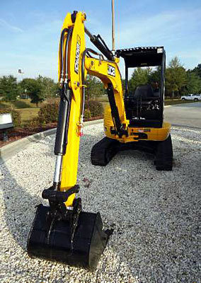 2013 JCB 8030ZTS in Pooler,