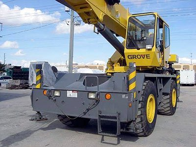 2002 GROVE RT530E 30-Ton in