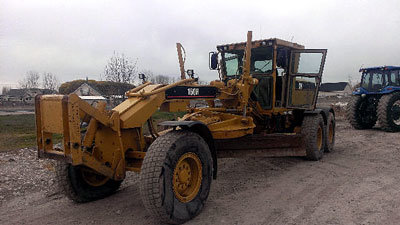 2004 CATERPILLAR 160H in Ogden,