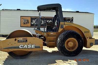 2008 Case Construction SV212 in