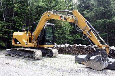 2012 CATERPILLAR 307D in Fredericton,