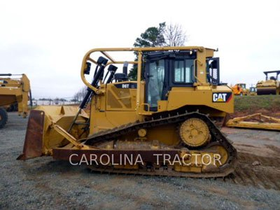 2012 CATERPILLAR D6T in Charlotte,