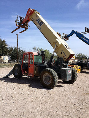 2006 JLG G10-55A in United