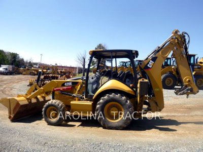 2011 CATERPILLAR 420E in Charlotte,