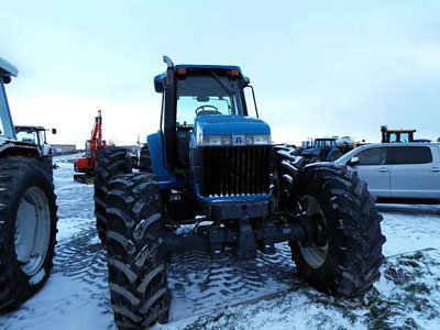 1997 New Holland Agriculture 8970