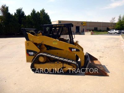 2013 CATERPILLAR 259B3 in Charlotte,