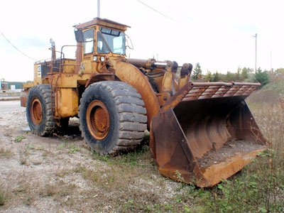 1985 CATERPILLAR 988B in Beaver