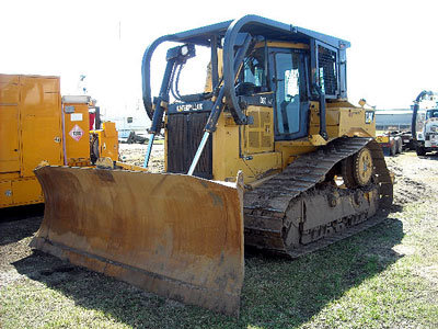 2008 CATERPILLAR D6T XW VP