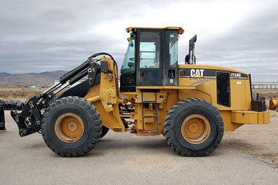 2006 CATERPILLAR IT38G in Boise,