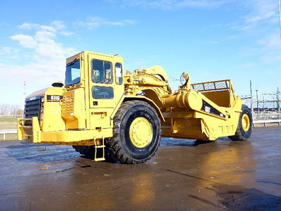 2003 CATERPILLAR 631G in Houston,