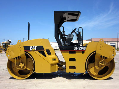 2004 CATERPILLAR CB-534D SMOOTH in
