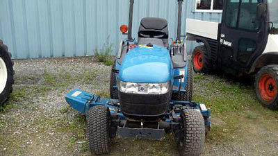 2000 New Holland Agriculture TC21D