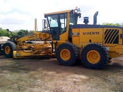 2008 VOLVO G970 in Winnipeg,