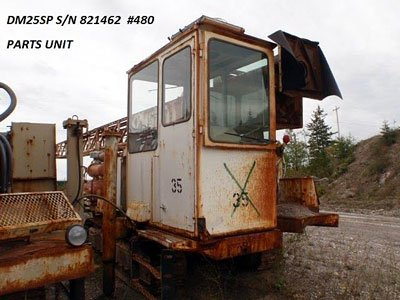 1986 INGERSOLL-RAND DM25SP in Beaver