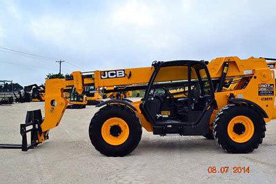 2014 JCB 507-42 in San