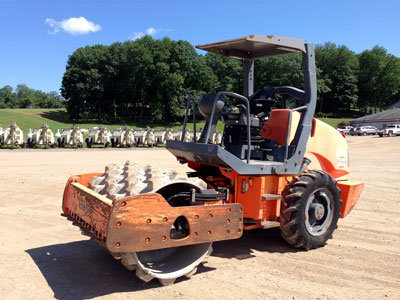 2006 HAMM 3205P in Wyalusing,