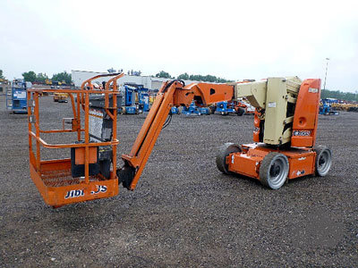 2006 JLG E300AJP in United