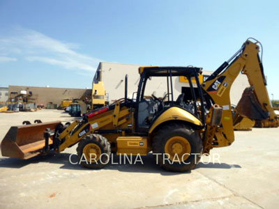 2009 CATERPILLAR 420E in Greensboro,