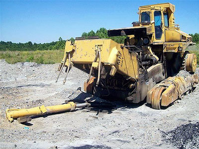 1980 CATERPILLAR D10L in California,