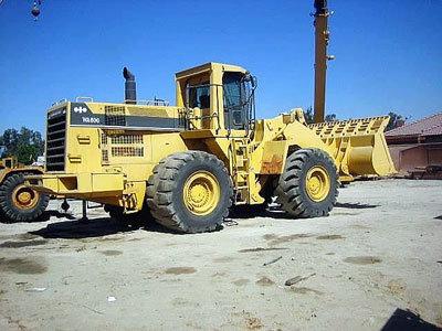 1996 KOMATSU WA600-1LE in California,