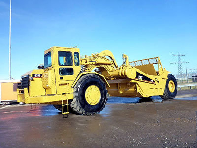 2003 CATERPILLAR 631G in Baytown,