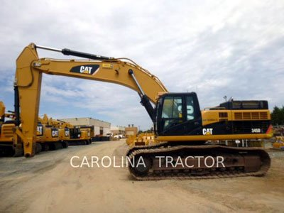 2010 CATERPILLAR 345DL in Charlotte,