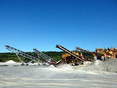 2004 CEC Impact Crushing Plant