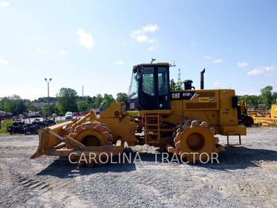2011 CATERPILLAR 815F2 in Greensboro,