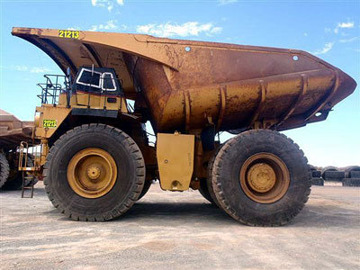 2001 CATERPILLAR 793C in Perth,