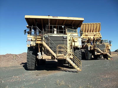 1998 CATERPILLAR 789B in Perth,