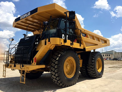 2008 CATERPILLAR 777F in Irving,