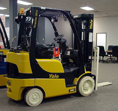 2014 Yale GC050VX (Value Package)