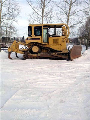 2002 CATERPILLAR D7R in Canada