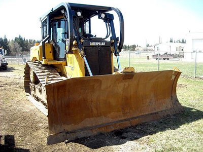 2008 CATERPILLAR D6T XW in