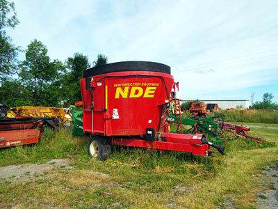 2010 NDE 1502 in Watertown,