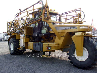 1998 AG-CHEM TG8103LIQ in Montana,