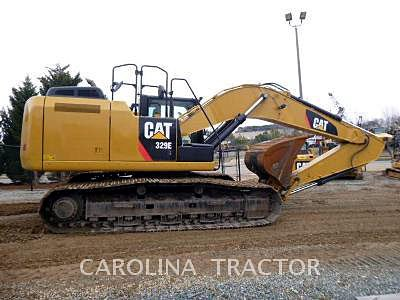 2012 CATERPILLAR 329E in North