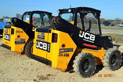 2012 JCB 2012 260 SSL