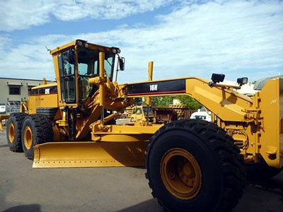 2007 CATERPILLAR 16H in Perth,