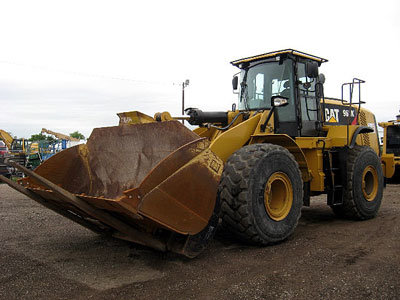 2011 CATERPILLAR 966K in Dallas,