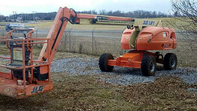 2006 JLG 460SJ in Hagerstown,
