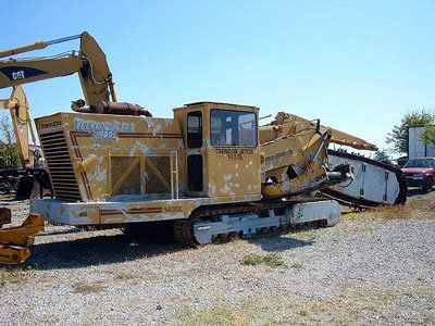 1989 TRENCOR 1400L in Dallas,