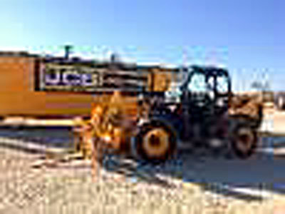 2013 JCB 13' 540-140 in