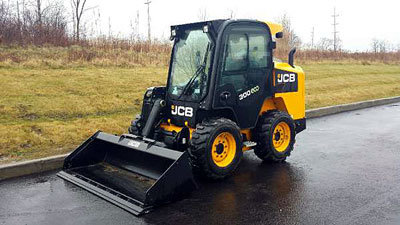 2014 JCB 300 in Macedonia,