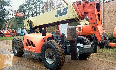 2005 JLG G10 55A in