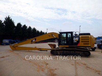 2014 CATERPILLAR 324E LR in