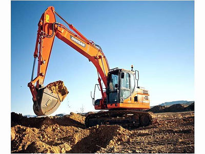2014 Doosan Construction DX180LC-3 in