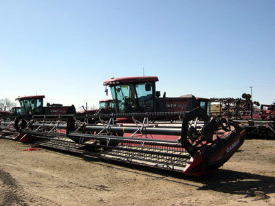2014 CASE 1903 in Moosomin,