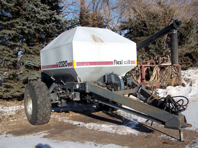 1993 FLEXI-COIL 2320 in Winkler,