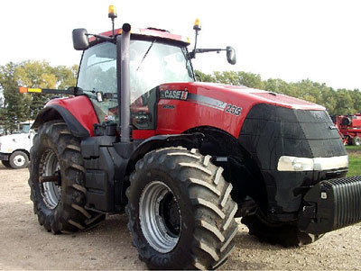 2011 CASE MAG235 in Winkler,